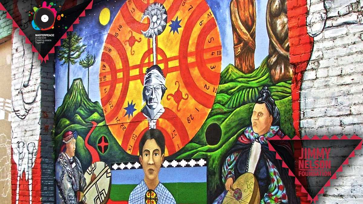 Murals in latin america wall murals for American mural project